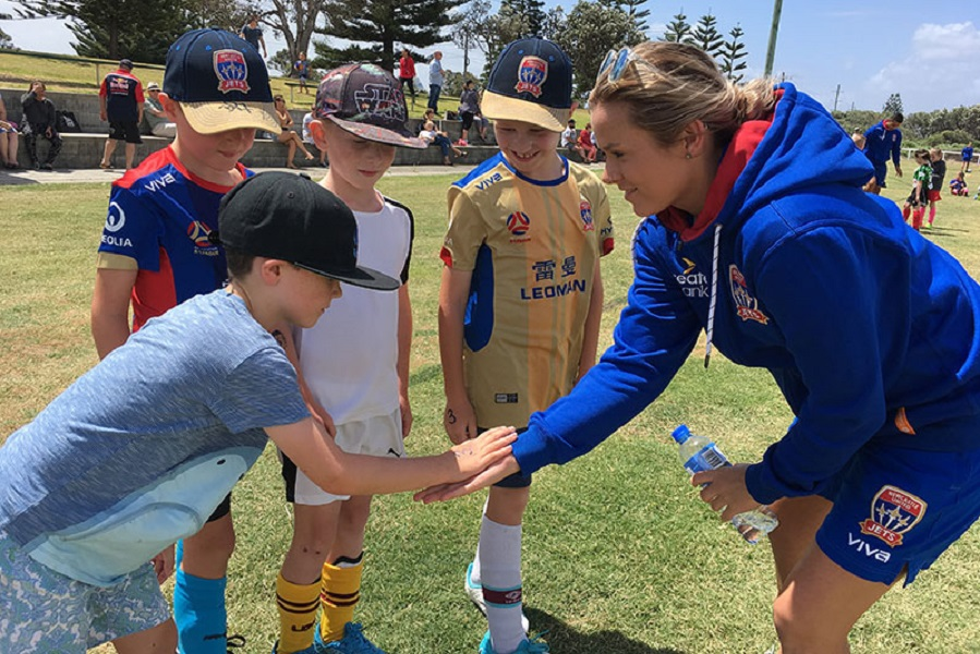 Jets Care W-League