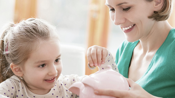 What to look for in a savings account for your kids